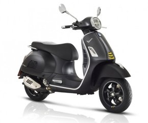 Vespa Motorscooters