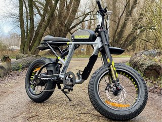 Super 73 e-bike