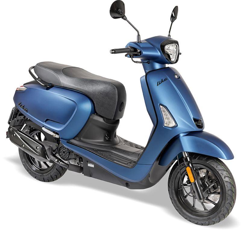 Kymco New Like scooter E5