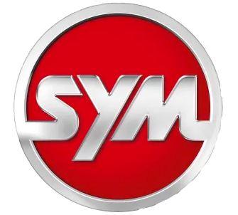 Sym scooter logo 2021