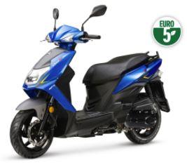 Sym Orbit III scooters