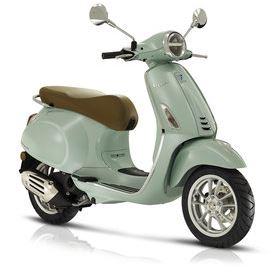 Vespa Primavera scooter