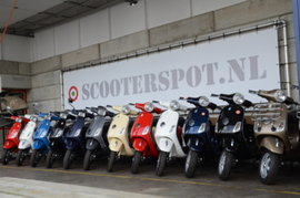 Entree Scooterspot