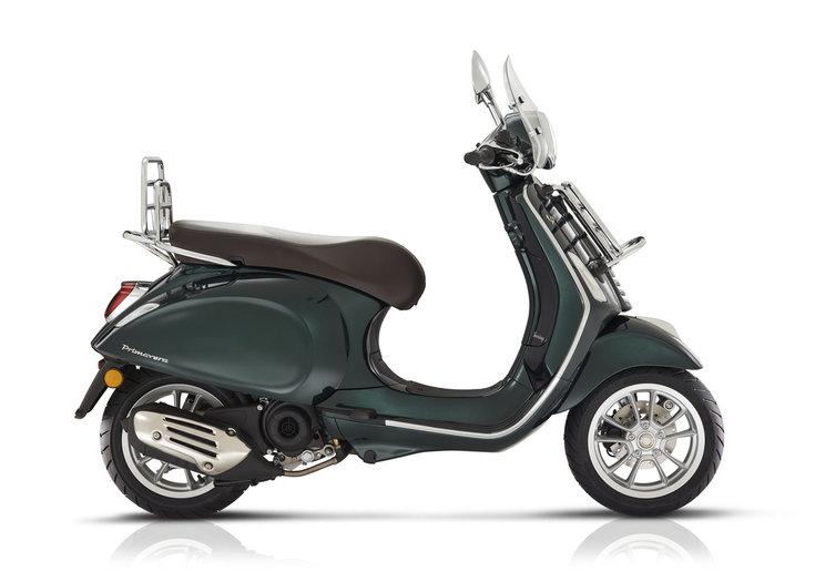 Vespa Sprint 125 S Motorscooter - Blue Vivacel