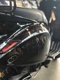 Custom Vespa Sprint Guerra D'Arte achterkant 2