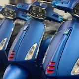 Vespa Sprint S Blue Vivace blauw