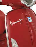 Vespa Primavera Red Edition E4 I-GET_