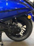 Custom Vespa Sprint Candy Blue LIMITED EDITION 25km/u_