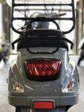 Santini Capri 2.0 Nardo Grey scooter achterkant