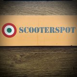 Scooterspot sticker lang