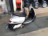 Monasso Elektrische scooter Wit 25km/u 2017_