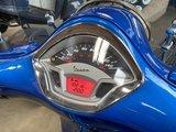 Vespa GTS 300 Super ABS/ASR Azzurro Blauw 2016_