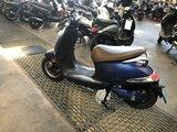 Monasso Elektrische scooter Blauw 25km/u 2017_