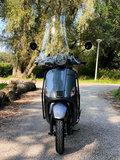 Santini e-Capri elektrische scooter Meteor Grey