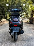 Santini Capri scooter digital