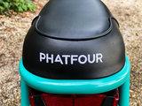 Phatfour E-Bike zadel