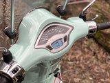 Vespa Primavera Verde Relax scooter E5 I-GET Nieuwe Editie_