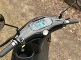 AGM Ecooter E1 dashbord