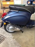 Vespa Sprint Opaco Blu Midnight_