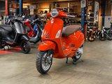 Vespa Primavera Arancio Oranje E5 Nieuwe Editie_