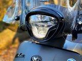 Kymco New Like Special Matzwart LED Koplamp