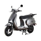 Santini Capri Digital Meteor Grey Scooter MY2021 linksvoor