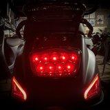Santini Capri Digital LED achterlichten