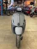 Vespa Sprint Eisengrau Custom_