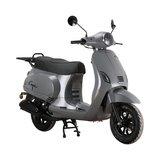 Santini Capri Digital scooter Nardo Grey grijs rechtsvoor