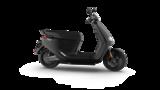 Segway E110SE Elektrische scooter matzwart jet black matt zijkant rechts