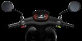 Segway E110SE Elektrische scooter matzwart jet black matt dashboard