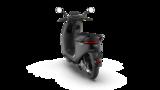 Segway E110SE Elektrische scooter matzwart jet black matt achterkant