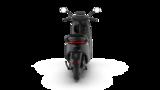 Segway E110SE Elektrische scooter matzwart jet black matt achterkant2