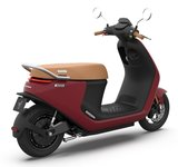 Segway E125s Elektrische scooter Rood eScooter Ruby Red Glossy