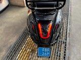 Vespa Sprint Custom Achaatgrijs 25km/u 2020 FULL OPTION!_