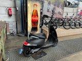 Monasso Elektrische Scooter Matzwart 2017_