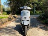 Santini Capri Nardo Grey scooter voorkant