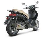 Akrapovic Piaggio & Gilera 400cc/500cc_
