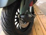 Custom Vespa Sprint Opaco Verde Perla_