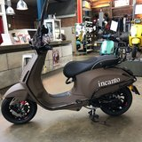 Custom Vespa Sprint-S Incanto Brown _