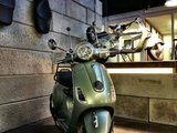 Vespa LX Portofino scooter