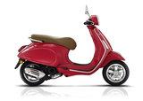 Vespa Primavera scooter Rosso Dragon rood E4 I-GET_
