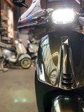 Custom Vespa Sprint Bronzoro Voor
