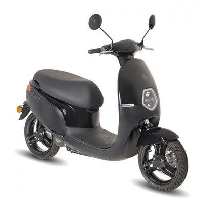 AGM Ecooter E1 Zwart
