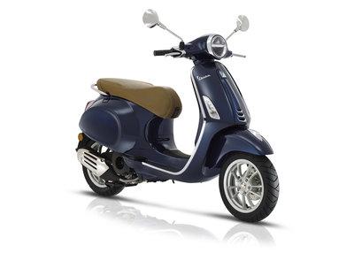 Vespa Primavera 125 Blue met ABS