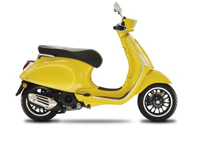 Vespa Sprint 125cc Giallo Geel