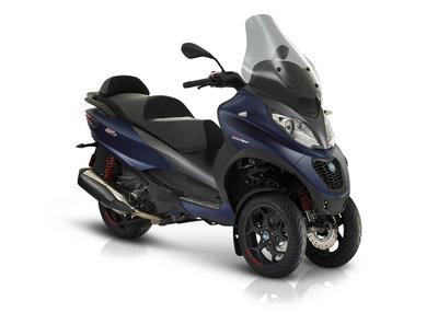 Piaggio MP3 LT 500 HPE Sport Advanced Blue