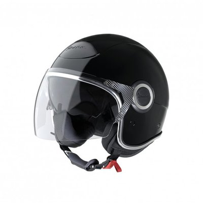 Vespa Helm VJ Zwart