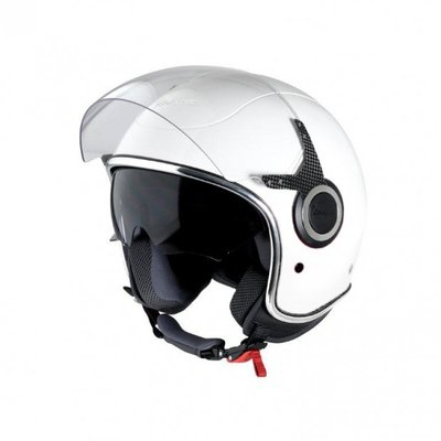 Vespa Helm VJ Wit