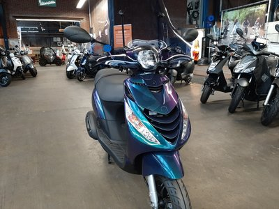 Custom Piaggio Zip SP Cameleon